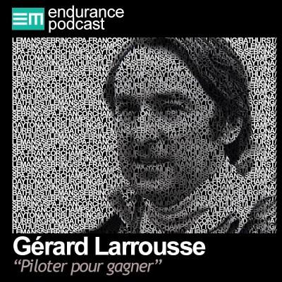 Gérard Larrousse - Piloter pour gagner cover