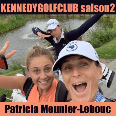 GOLF KGC Saison2 Patricia Meunier-Lebouc Episode1 Les premiers pas cover