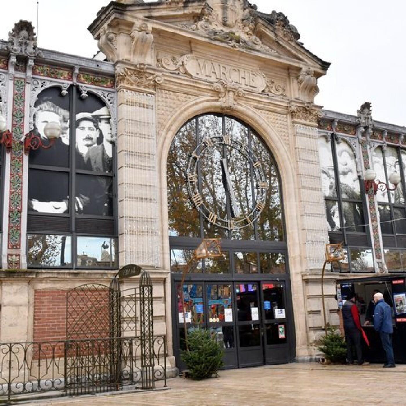 Votez pour les Halles de Narbonne !
