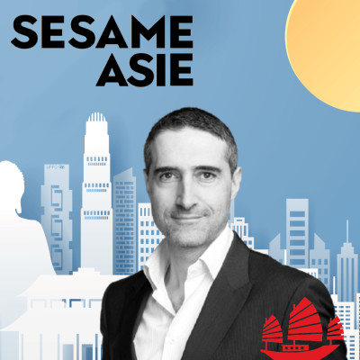 #51 Chine: Bruno Bensaid [Shanghaivest] VC, investissements, Fusacq, Chine - France & France - Chine cover