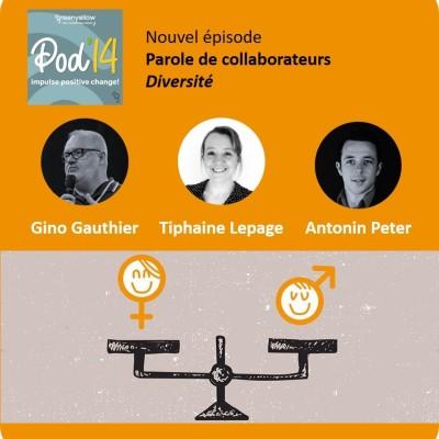 EP #4 [Fr] - Parole de collaborateurs & Diversité cover