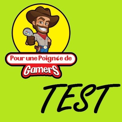 Test PPG: Mario Golf Super Rush (2021) cover