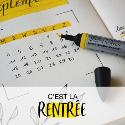 Septembre - C'est la rentrée ! cover