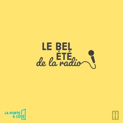LE BEL ÉTÉ DE LA RADIO, extraits cover