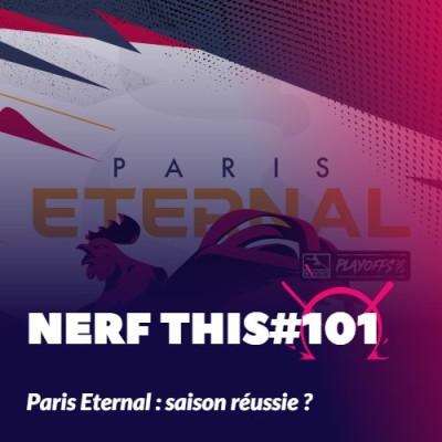 Nerf This - Paris Eternal : saison réussie ? cover