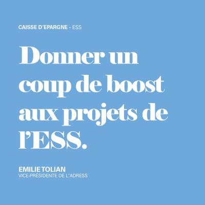 Donner un coup de boost aux projets de l'ESS cover