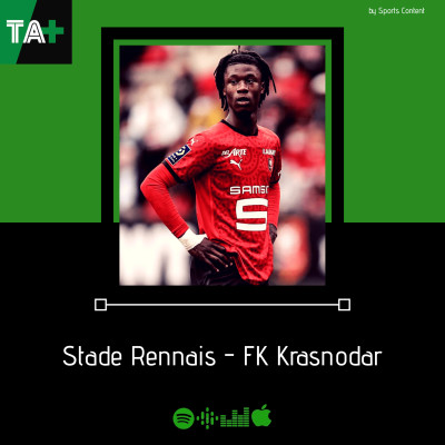 Champions League J1 - Stade Rennais vs FK Krasnodar cover