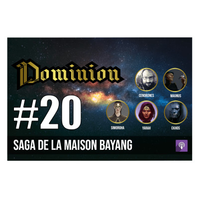 [FR] #JDR - Dominion 🎇 Episode #FINAL cover