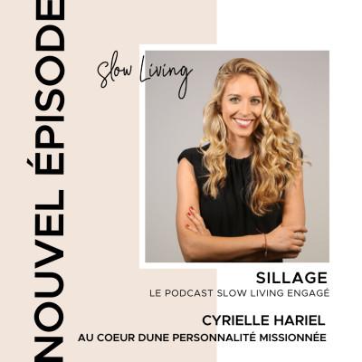 #20 Cyrielle Hariel - Au cœur d'une personnalité missionnée.. cover