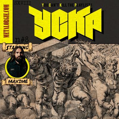 YCKP #8 (Maxime) : New Kids Nidro cover