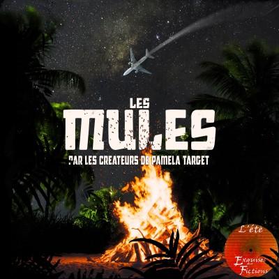 Les Mules - Pamela Target pour Exquises Fictions cover