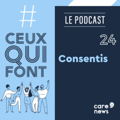 #CeuxQuiFont : Mathilde Neuville, Consentis cover