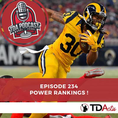 image TDA Podcast n°234 : le Power Rankings post free agency (le 5e va vous étonner !)