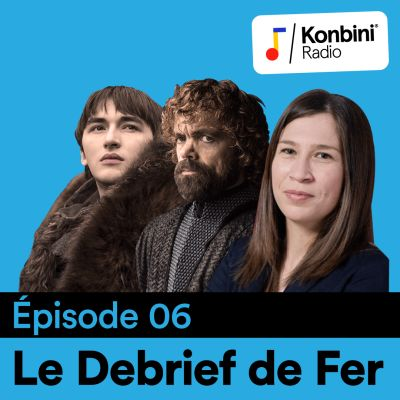 And now, our watch has ended. (Débrief de Game of Thrones S08E06 - FINAL) cover