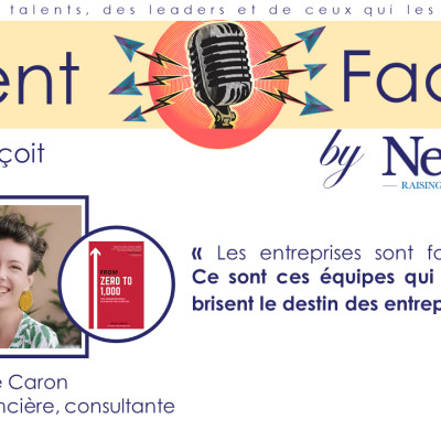 E11 - Talent Factory by Nelta - Anne Caron - From Zero to 1000 cover