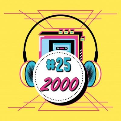Bi-Bop #25 : 2000 cover