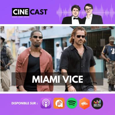 Seconde Chance - Miami Vice cover