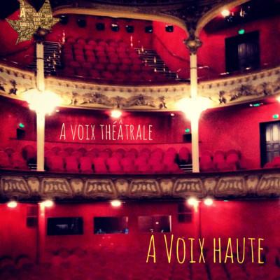 A Voix Théâtrale - Albert Camus - les Justes - Yannick Debain cover