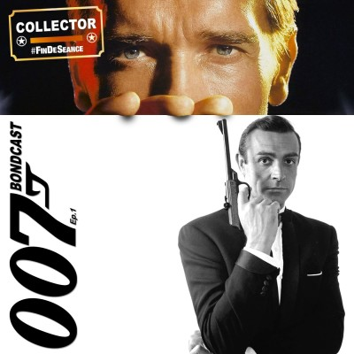 * COLLECTOR * BONDCAST 001 : Sean et jolie ! (1962 > 1971) cover