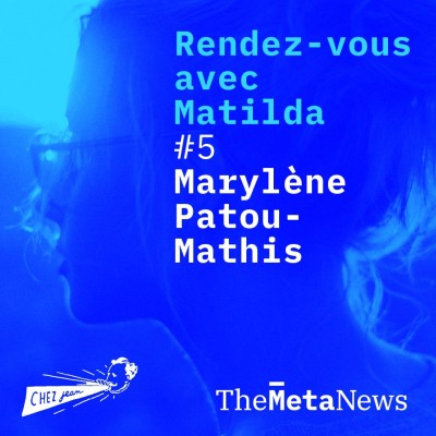 #5 Marylène Patou-Mathis cover