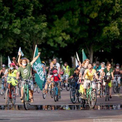 image Le Tour Alternatiba 2018 arrive à Grenoble