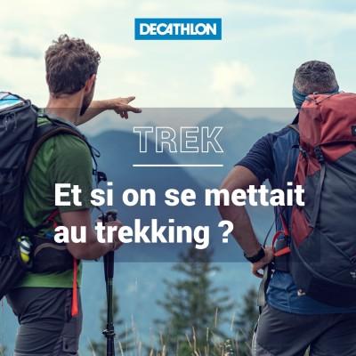 # 47 Trekking - Et si on mettait au trek ? cover