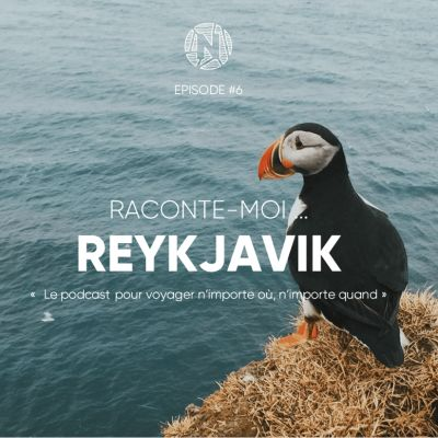 Raconte-moi ... Reykjavik en Islande cover