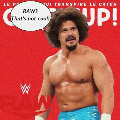 Catch'up! WWE RAW du 01/02/2021 : retour, sorcellerie et trahison cover