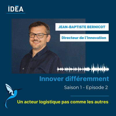 [S1E02] - Innover différemment cover