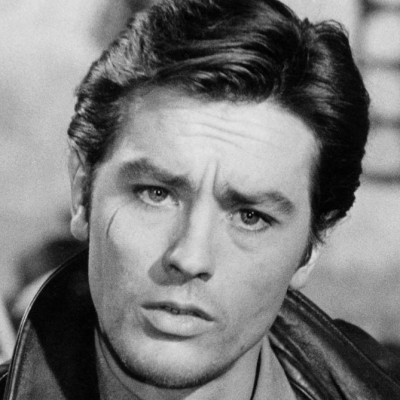 Toiles et sillon 313 | ALAIN DELON cover