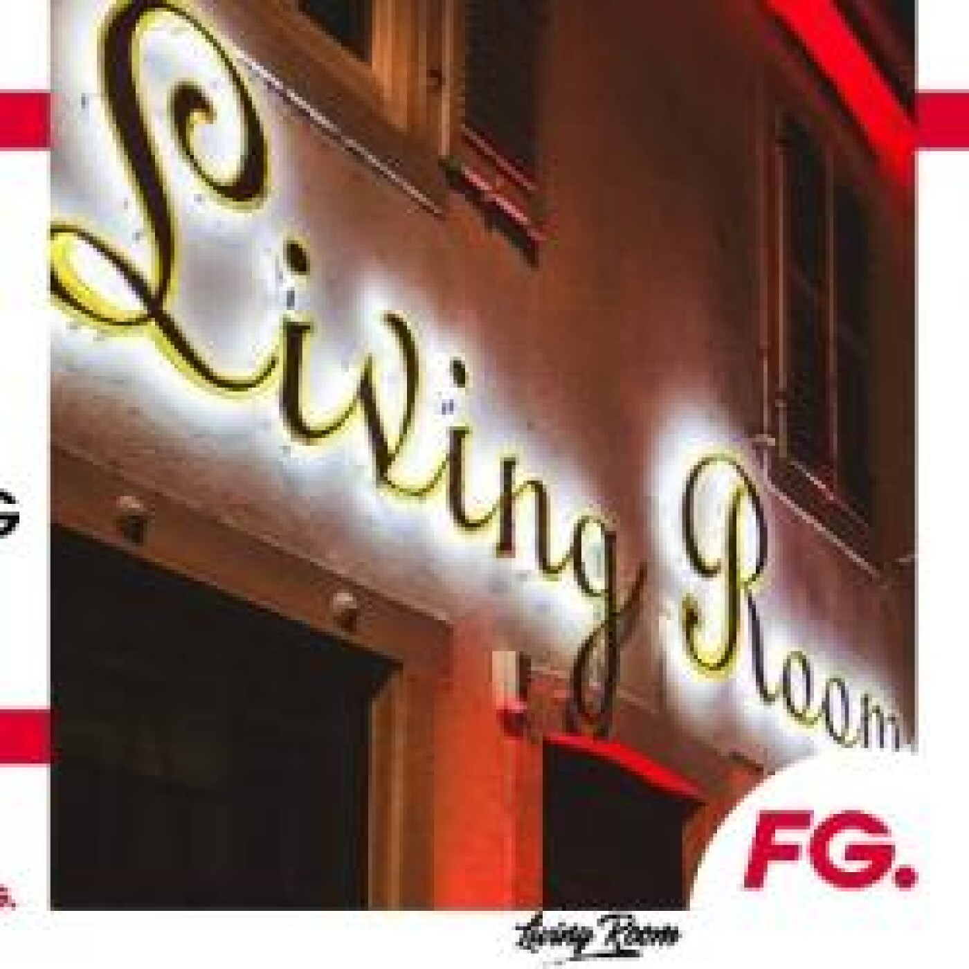 FG FOR CLUBS : LE LIVING ROOM