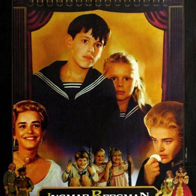 image Critique du Film Fanny et Alexandre écrit et réalisé par Ingmar Bergman