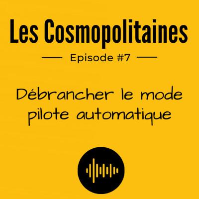 #7 - Débrancher le mode pilote automatique cover