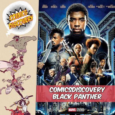 image ComicsDiscovery Bonus : Black Panther le film