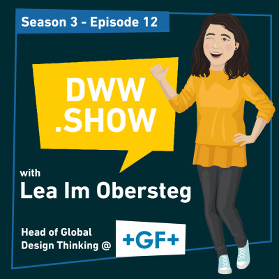S3E12 - Design Thinking Will Make You Fail Faster: That's Exactly What You Need! cover