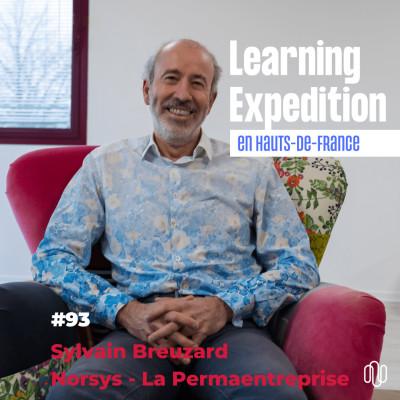 #93 - Sylvain Breuzard /// La Permaentreprise, un modèle viable pour un futur vivable - Norsys cover