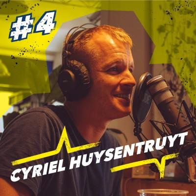 #4 Cyriel Huysentruyt : le plus Ardéchois des Flamands cover