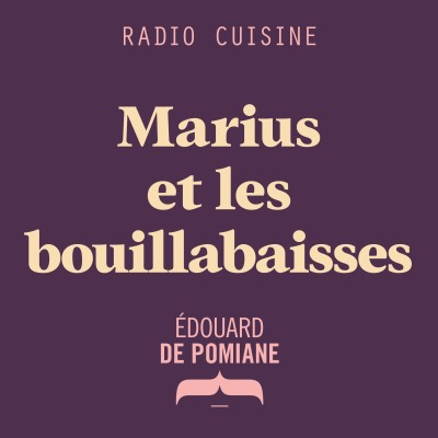 Marius et les bouillabaisses cover