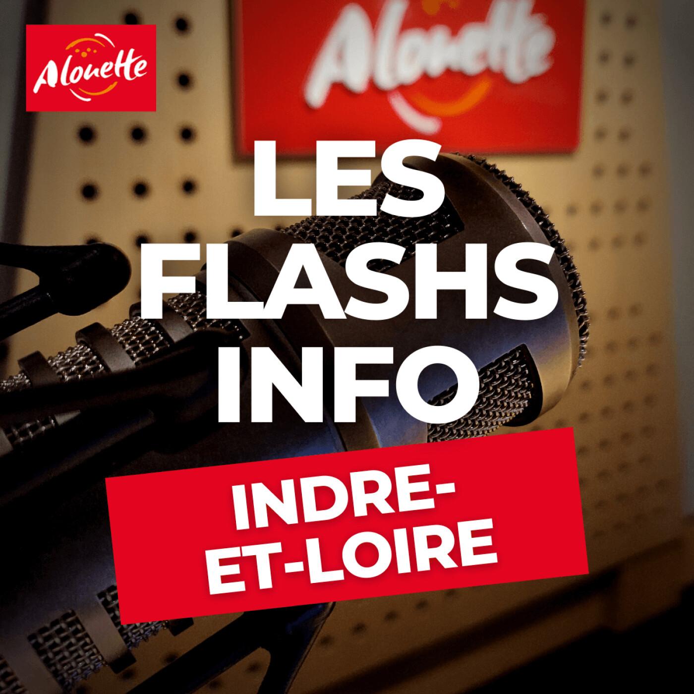 Alouette - Les Infos du 30 Août 12h29 dans l'Indre-et-Loire.
