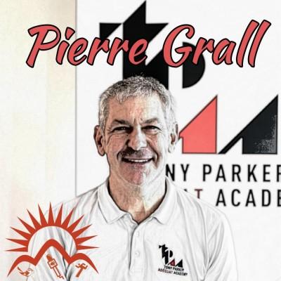 Episode 10 - Pierre Grall : coach, philosophe, dirigeant et souriant cover