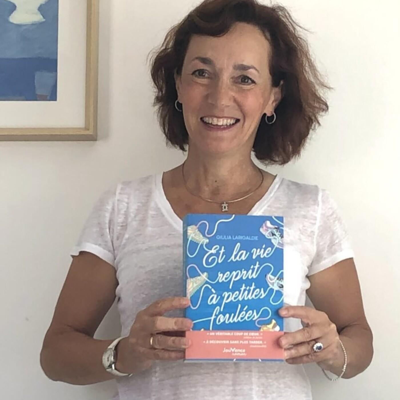 Christine vous parle de son concept génial de Livre-Mémoire - 26 08 2021 - StereoChic Radio