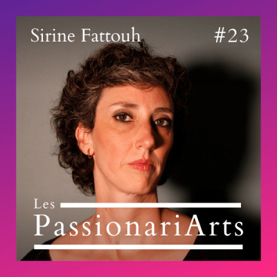 #23 Sirine Fattouh, artiste plasticienne - Sur la route de Beyrouth cover