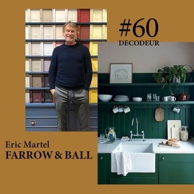 (REDIFF') FARROW & BALL avec Eric Martel, expert couleurs cover
