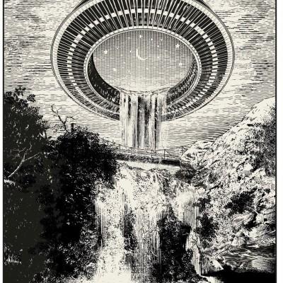 Chronique d'une ville éphémère #5 - A la cascade des Aygalades avec Frank Micheletti cover