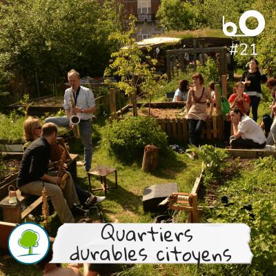 Episode 21: Quartiers durables citoyens cover