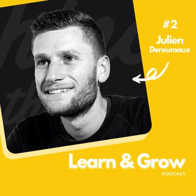 #2 Julien Dereumaux (Pilot'in) : Booster ses ventes en créant des formations cover