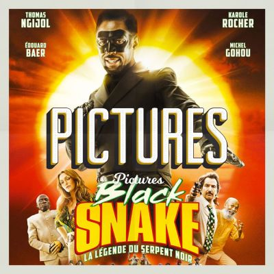 image Black Snake