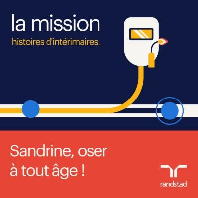 Sandrine, oser à tout âge ! cover