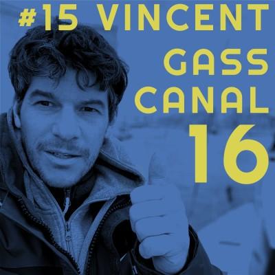 #15 Vincent Gass - Monter au mat pour découper un SPI coincé et donner un cours à 12 mètres de haut 💥 cover