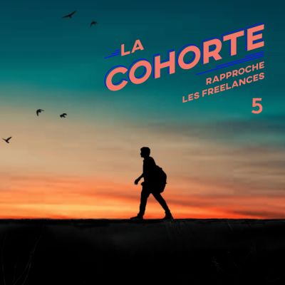 La Cohorte/ S1E5/ Digital Nomad cover